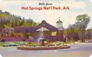Arkansas Hot Springs National Park Hello From Hot Springs National Park