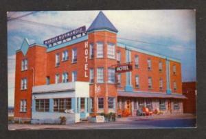 PQ Hotel Manoir Normandie RIMOUSKI EST QUEBEC Canada Carte Postale Postcard QC