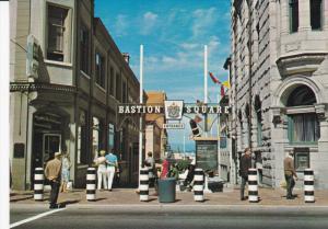 Bastion Square , VICTORIA , B.C. , Canada , 50-70s