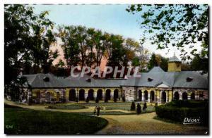 Modern Postcard Luxeuil Les Bains L & # 39etablissement Thernal