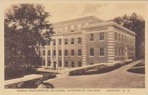 New Hampshire Hanover Steele Engineering Building Dartmouth College Albertype
