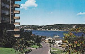 Chicoutimi, Metropole du Saguenay,  Quebec,  Canada,  PU_40-60s