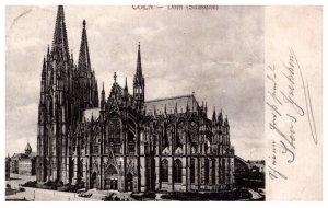 Germany   Colon Dom Sudseite