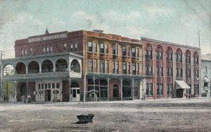 HOT SPRINGS , Arkansas , 1910 ; Great Northern Hotel