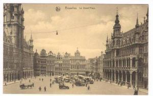 Bruxelles, Belgium, 00-10s , La Grand´Place