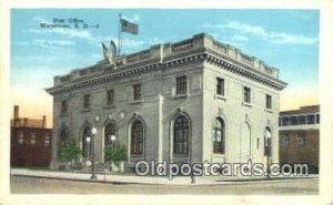 Watertown, SD USA Post Office Unused