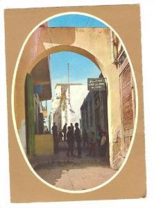 View of a Typical Street, Derna, Libya, 50-70s
