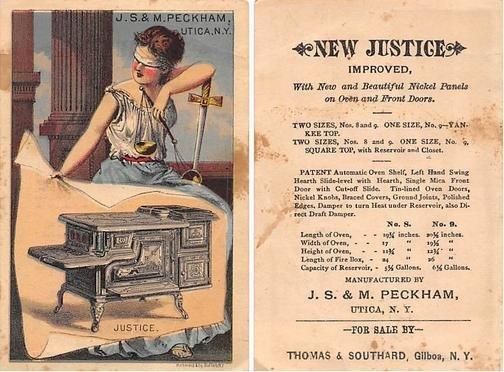Victorian Trade Card Approx size inches = 3.25 x 5 Pre 1900 crease