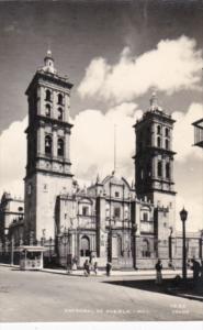Mexxico Catedral de Puebla Photo