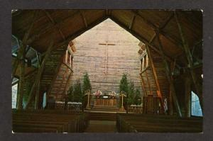 MI Camp Miniwanca Church of the Dunes SHELBY MICHIGAN