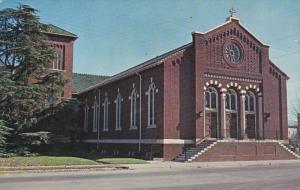 First Methodist Church, ASHEBORO, North Carolina, 40-60´s
