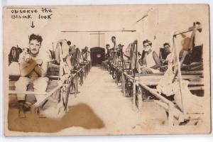 RPPC, Lucky Marines 1914, V Cruz