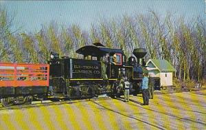 Pine Creek Railroad Locomotive Number 6 Farmingdale New Jersey