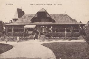 Lons Le Saunier Casino France Old Postcard