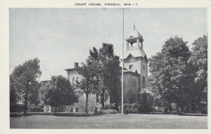 VIROQUA, Wisconsin , 1930-40s; Court House
