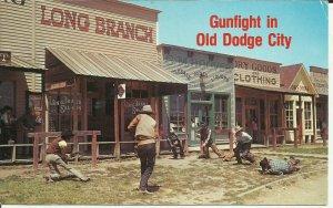 Dodge City, Kansas, Historic Front Street Boot Hill