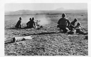 CA - Camp Cooke, Military Maneuvers   *RPPC