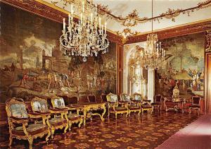 Wien Schloss Schoenbrunn Kobelinsalon Castle Chateau