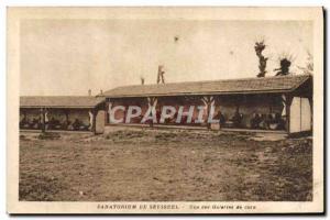 Old Postcard From Sanatorium Seyssuel A Cure Galleries