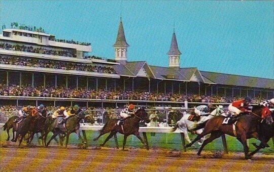 Kentucky Derby Churchill Downs Louisville Kentucky