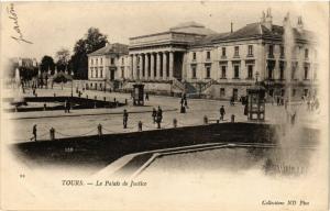 CPA TOURS - Le Palais de Justice (298450)