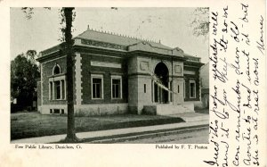 CT - Danielson. Free Public Library
