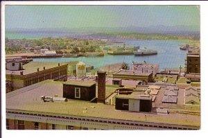 M V Coho Inner Harbour, Victoria, British Columbia,