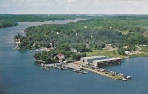 Ed. Huck Marine Ltd., Rockport, Ontario, Canada, 1940-1960s