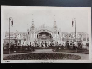 c1908 RP The Franco-British Exhibition The Machinery Hall