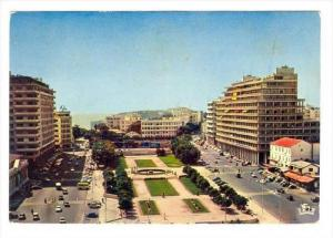 Place De l´Independance, Dakar, Senegal, Africa, 1950-1970s