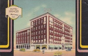 Indiana Marion Hotel Spencer