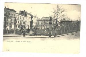 Bruxelles,Belgium,00-10s: Square du Petit Sablon