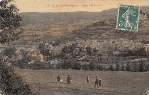 France Lacaune-les-Bains Vue generale