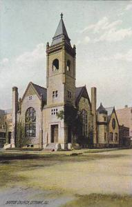 Baptist Church, Ottawa, Illinois, PU-00-10s