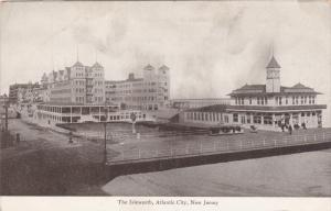 ATLANTIC CITY, New Jersey, 1900-1910's; The Isleworth