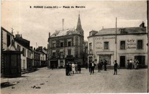 CPA PORNIC Place du Marchix (610701)