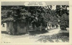 Birchwood Cabins Detroit Lakes MI Unused