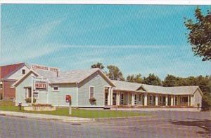Maine Bar Harbor Leonard Motel