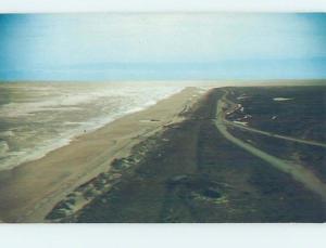 Pre-1980 PANORAMIC VIEW Cape Hatteras - Near Nags Head North Carolina NC i0170