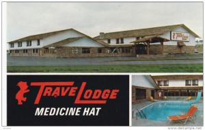 Travelodge Motor Inn, Medicine Hat, Alberta, Canada, 40´s-60´s