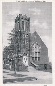 Grace Lutheran Church, HUBBARD, Ohio, 1920-1940s