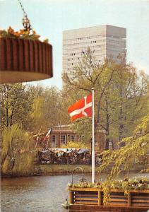 Denmark Copenhagen Panorama Restaurand and Orchid Bar
