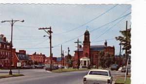 Broad Street , CLAREMONT , New Hampshire , 50-60s #2