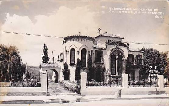 RP,Residencies Modernas En Cd. Juarez, Chih, Mexico, PU-30-40s