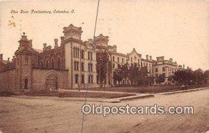 Ohio State Penitentiary Columbus, Ohio USA Prison 1910