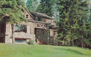 Canada Minac Lodge Eagle Creek British Columbia