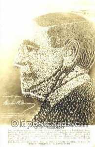 Woodrow Wilson President of the United States, Political Postcard Postcards U...