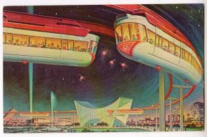 NY World's Fair 1964-65, The AMF Monorail