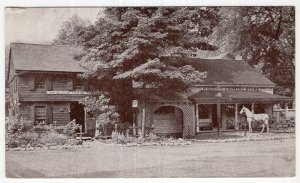 Northampton, Mass, Wiggins Old Tavern