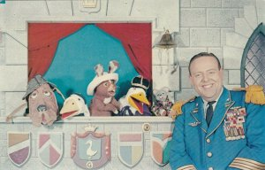 CHICAGO, Illinois, 1958 ; WGN TV Show Garfield Goose